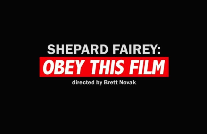 Obey This Film