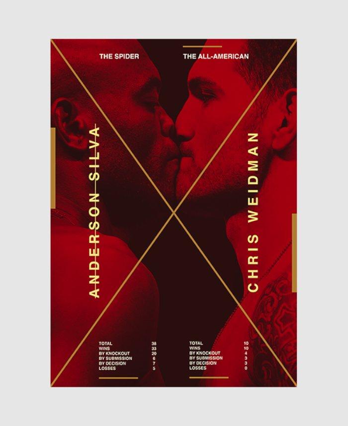 Bogdan Kociuba MMA Posters 06