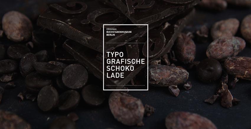 Se você é fã de tipografia e gosta de chocolate, as imagens desse post podem ser demais para você. Afinal, as fotos abaixo mostram o chocolate tipográfico criado por Christian Pannicke como um projeto estudantil pela University of Applied Sciences Berlin.