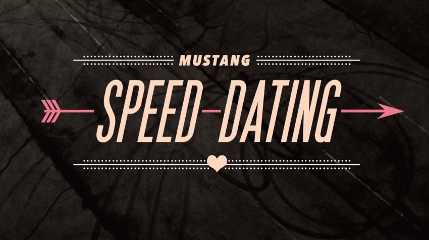 Speed Dating Prank Cover