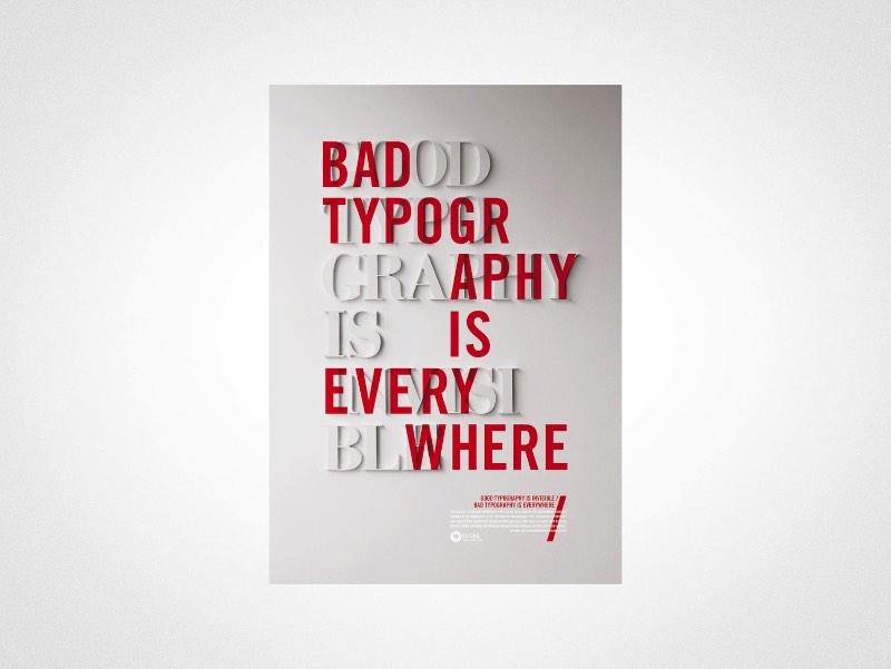 Craig Ward é um designer britânico que, atualmente, trabalha em Nova Iorque como diretor de arte. Ocasionalmente, ele poderia ser considerado um artista. Algumas vezes, ele é chamado de autor mas, com certeza, ele é um dos melhores designers quando se trata de tipografia.