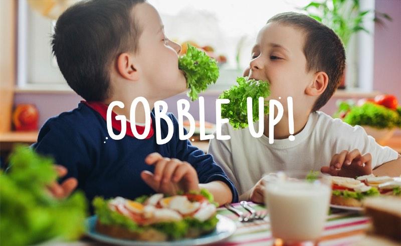 A BBC se juntou com a Gather'Round para campanha chamada de BBC Dish Up cuja intenção é de trazer as famílias de volta para a cozinha.