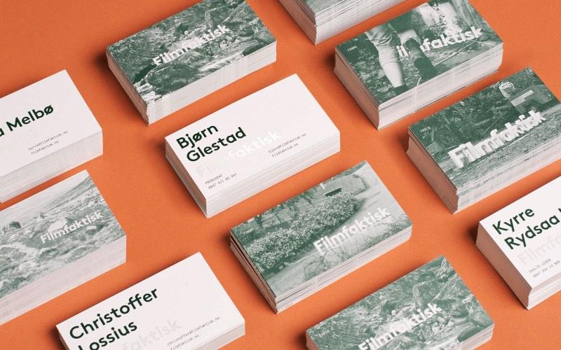 Heydays é uma agência de design norueguesa baseada em Oslo. Seu foco de trabalho é o desenvolvimento de identidades visuais para empresas.