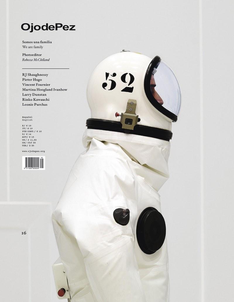 Gema Navarro é uma diretora de arte espanhola baseada em Madrid que tem um portfolio voltado para design gráfico editorial fenomenal. Pessoalmente, adoro o trabalho editorial que ela faz para a revista Makeshift e você pode ver a qualidade do trabalho dela logo abaixo.