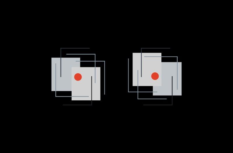 pu—ente é o nome profissional que Javier Perez Garcia resolveu adotar em seu portfólio de design gráfico experimental. Entusiasta da Arte Moderna, seu trabalho é minimalista e repleto de formas geométricas. Seus trabalhos são repletos de geometria, composições e dualidade de percepções. E é assim que ele usa seu trabalho para conectar arte e design.
