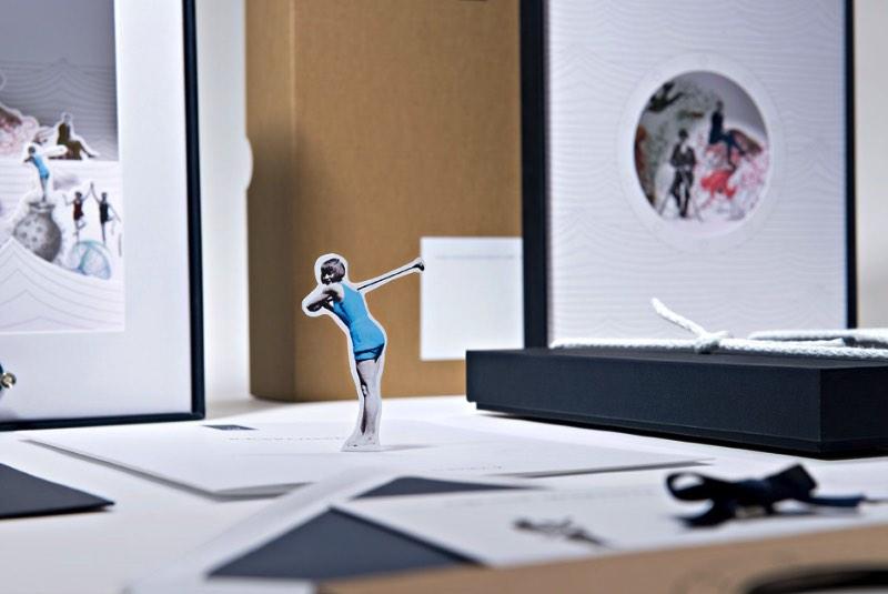 Paperlux é um estúdio de design alemão com uma paixão especial por design gráfico, materiais impressos e tipografia. Lá de Hamburgo, eles produzem belíssimos trabalhos de identidade visual com um cuidado e uma atenção excessiva aos detalhes.