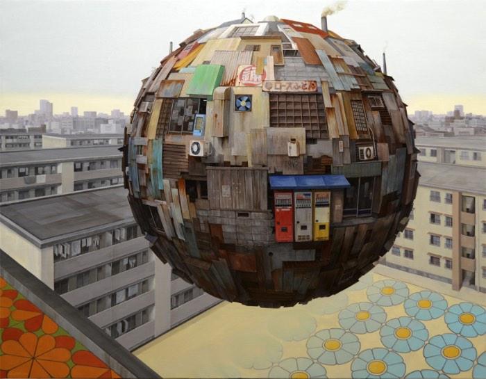 A Industrializacao Japonesa pelos olhos de Masakatsu Sashie 01
