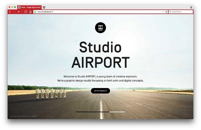 O universo do Studio Airport é bem colorido e feito da mistura de design, arte e um mundo digital que se transforma em um local para se contar histórias para clientes e audiências dentro e fora do país.
