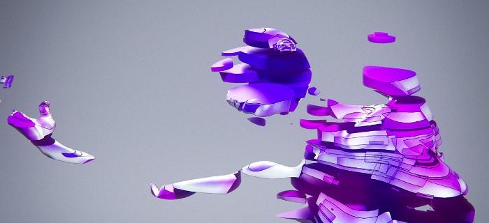 Cycle é uma animação criada pelo diretor de arte japonês Kouhei Nakama e foi feita usando uma grande variedade de processos de simulação de partículas para simular a forma humana. Dessa forma, o diretor acabou criando uma forma abstrata e fora do comum para explorar o corpo humano.