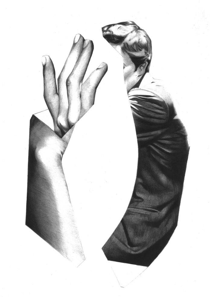 Éi Kaneko é um artista japonês que trabalha com ilustração usando de técnicas de colagem. Ele trabalha com imagens que já existem e usa da colagem para investigar a construção do espaço e da percepção visual enquanto cria uma narrativa completamente nova para a imagem.