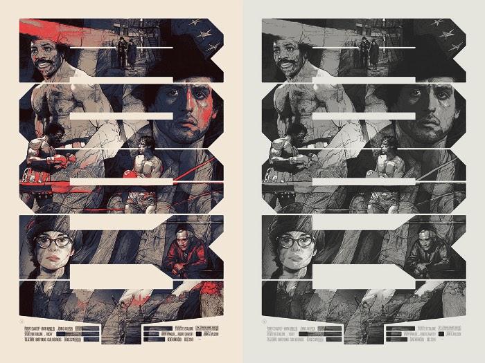 Se você acompanha o blog aqui tem alguns meses, já sabe que eu sou fã do trabalho de design gráfico que sai da Polônia. De todos os trabalhos que me deparo diariamente, um dos meus favoritos acabou se tornando o de StudioKxx Krzysztof Domaradzki. O trabalho de design gráfico desse ilustrador e artista polonês baseado em Poznan é fenomenal e um dos meus projetos favoritos da sua autoria é a série de posters que ele fez para filmes como Heat, Shining, Blade Runner, Usual Suspects e Rocky.