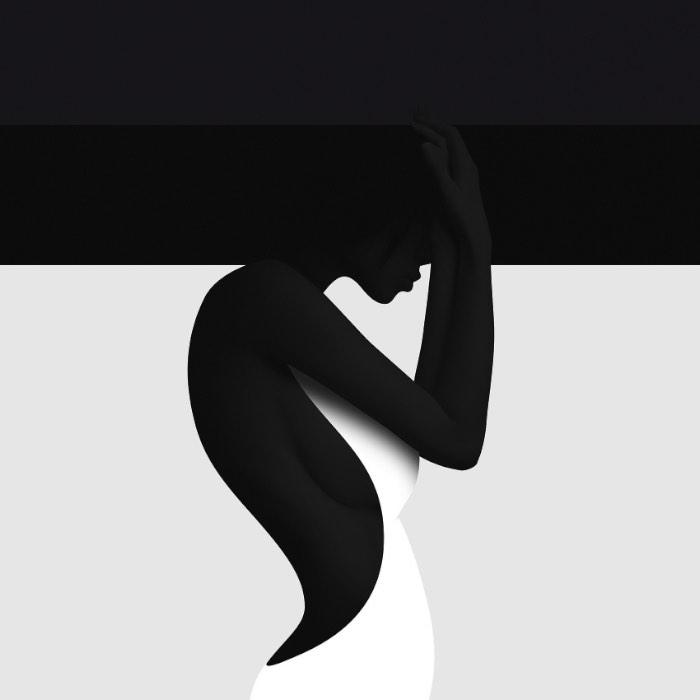 O que mais me chamou a atenção no trabalho de ilustração monocromático de Tomasz Wagner é como ele consegue usar de um número limitado de cores para criar cenários e retratos interessantes. Além das poucas cores, ele usa muito bem dos espaços vazios para criar ainda mais profundidade no seu trabalho. Quebrando assim os limites que poderiam existir nas suas ilustrações.