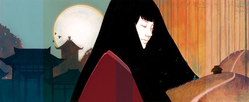 Shoko Ishida cria sua ilustrações inspirada pelas histórias, a músicas e a cultura nostáligica do Japão. Seu trabalho é delicado e ao mesmo tempo forte, daqueles que captura sua atenção não somente pelo estilo visual mas pela história que ela consegue contar com apenas um quadro. É algo especial e que pode ser visto com mais frequência na sua série de interpretações de contos de fadas.