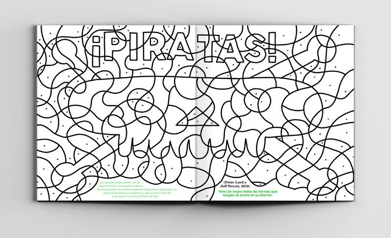 Há alguns anos, o designer e ilustrador Juan Diaz-Faes resolveu que iria publicar um livro por ano. A ideia era a de publicar de forma independente e como um projeto pessoal. Sempre com o conceito de que esse livro deveria estar nas ruas mas que, de uma forma ou de outra, acabou nunca sendo produzido por ninguém.