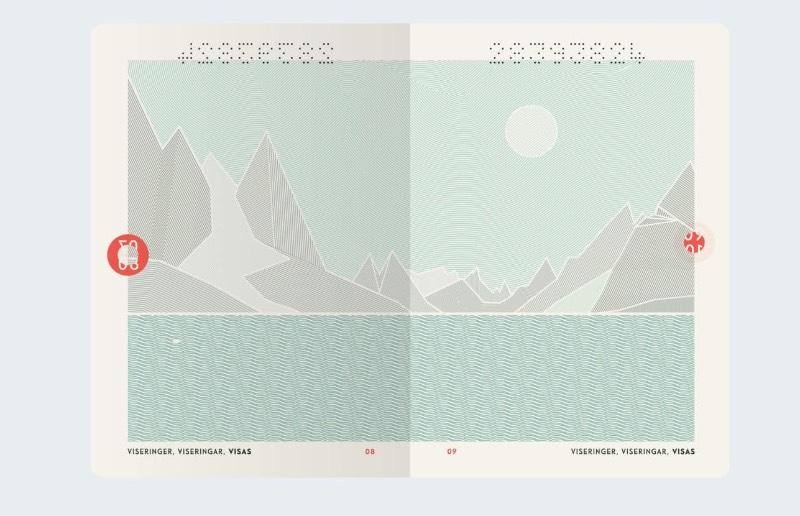 Neue é uma agência de design e branding e seu último trabalho é uma nova versão de um passaporte para a Noruega com um conceito que explora as deslumbrantes paisagens do país. Essa oportunidade veio de uma competição de design de duas etapas cujo processo envolvia o desenvolvimento de um conceito original, com um tema de fácil reconhecimento e um design de alta qualidade.
