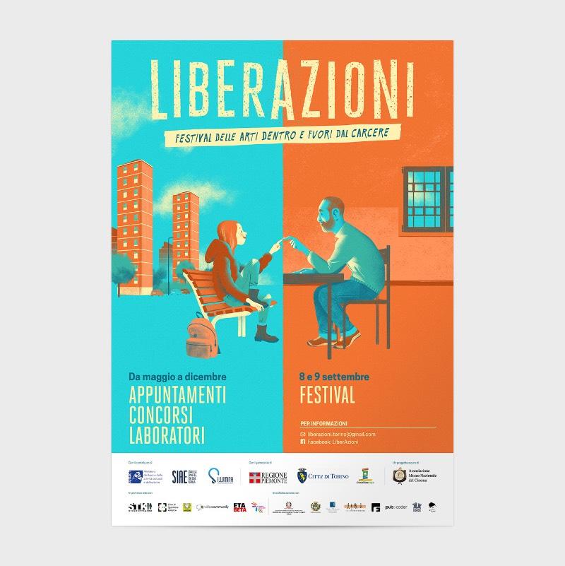 Davide Saraceno é um designer e ilustrador freelancer baseado em Turim, no norte da Itália. É de lá que ele trabalha com design gráfico, motion design e design digital, sempre com um foco na comunicação visual e com uma atenção a detalhes fora do comum.