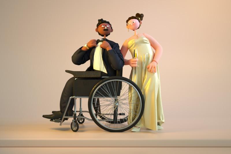 Cabeza Patata é um estúdio de animação e ilustração baseado em Barcelona, na Espanha. Ele foi fundado pela ilustradora britânica Katie Menzies e pelo animador 3D espanhol Abel Reverter. Juntos eles criaram uma empresa que cria um mundo repleto de personagens fortes, mas com um visual divertido, quase lúdico. Sempre com cores ousadas e uma atitude forte que você não vê muito por aí.