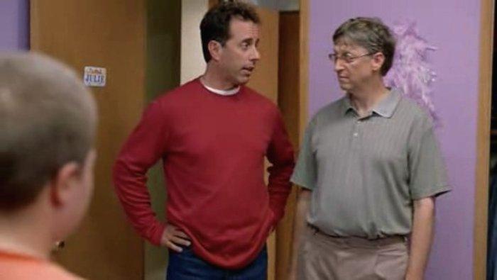 Microsoft e Jerry Seinfeld