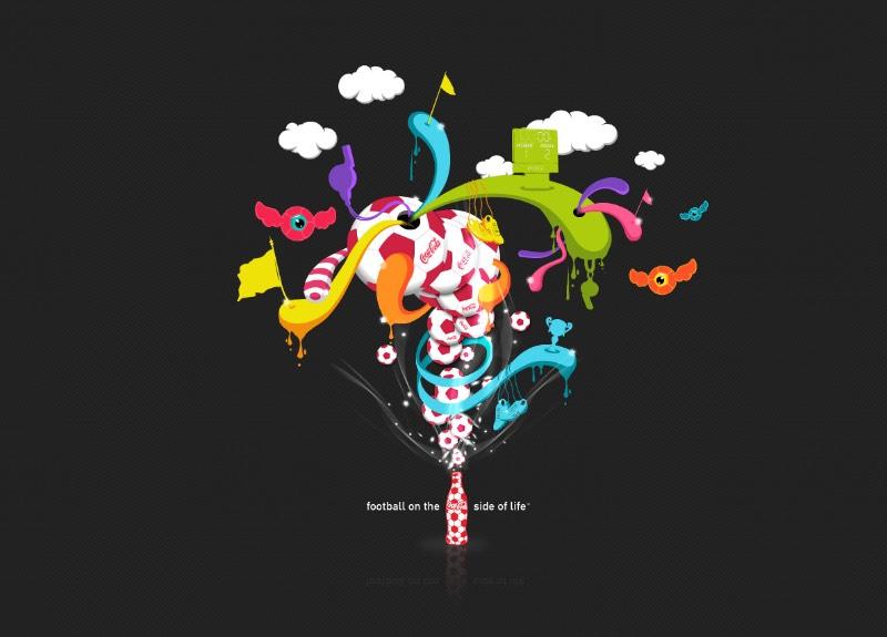 Renato Miguel é um artista digital cujo alter-ego online acabou recebendo o nome de Foan82 e é com esse nome que ele publica seu trabalho de design na internet. Algumas das suas criações, você vai pode ver logo abaixo.