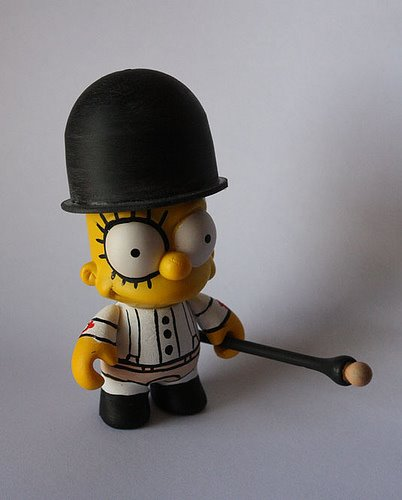 toycutter does simpsons