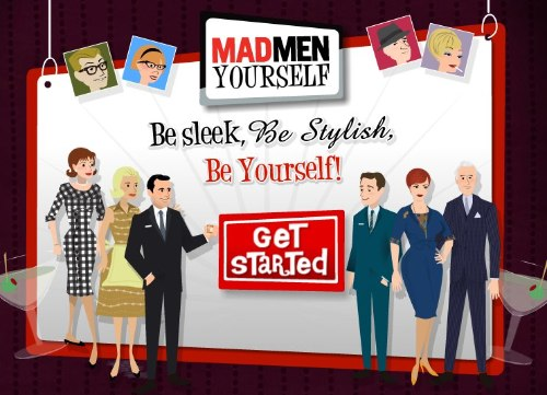 MadMenYourself.com - MadMen Premieres August 16 only on AMC