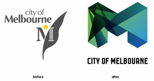um novo logo para melbourne