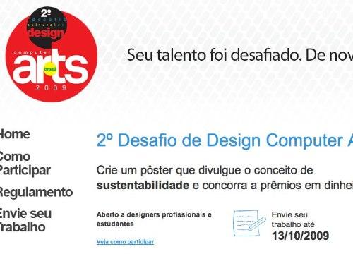 2º Desafio de Design Computer Arts