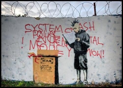 Banksy IKEA