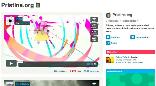 Pristina.org on Vimeo