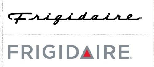 um novo logo para frigidaire