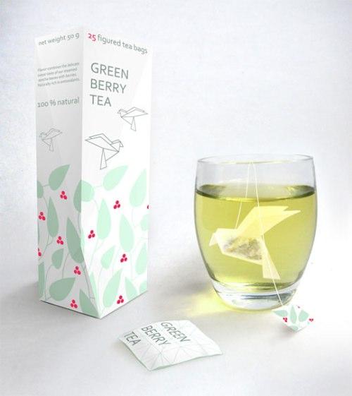 Green Berry Tea