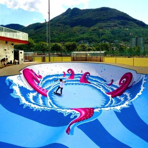 octopus sk8 park