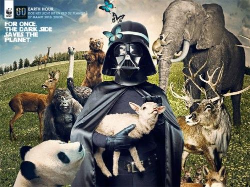 O Lado Negro da Força e a WWF