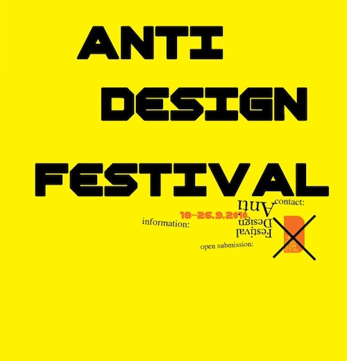 Anti Design Festival