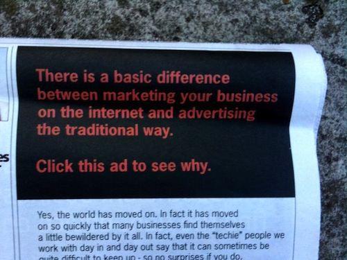 Explicando a Publicidade Online