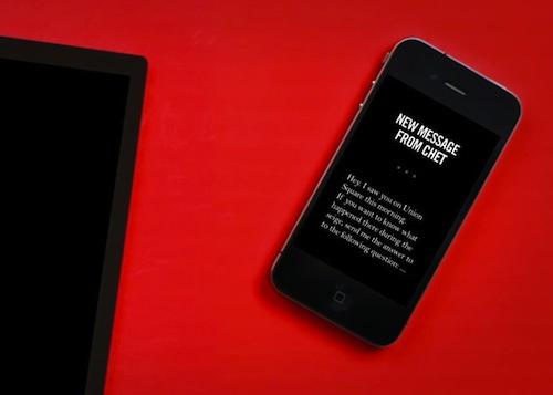 O escritório de design IDEO desenvolveu essa série de conceitos para e-readers com três formas diferentes de interação com a interface.