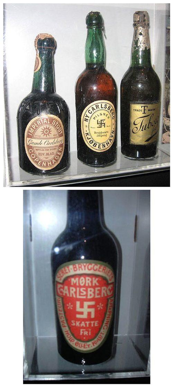 Antes das suásticas serem adotadas por Hitler e pelo Partido Nazista Alemão, o mundo vivia muito bem com esse símbolo. De times de hoquéi no gelo passando por embalagens de cerveja e de empresas de remédios, a suástica era um símbolo tão usado que hoje fica até um pouco estranho de observar.