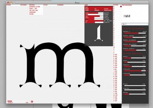 Prototyp-0 / Font Generator
