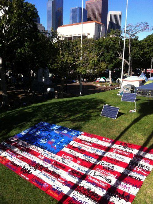 Occupy Flag do Saber