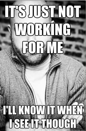 Depois do sucesso do meme do Diretor de Arte Junior, um Diretor de Criação tinha que roubar o holofote para ele. É triste ver isso mas quem nunca teve um chefe desses? Daquele cujas referências são videos de youtube de coisas fofas, que copia sites dos outros, que pega suas ideias e vende como sendo dele, que vai para casa antes daquela reunião que ele agendou...