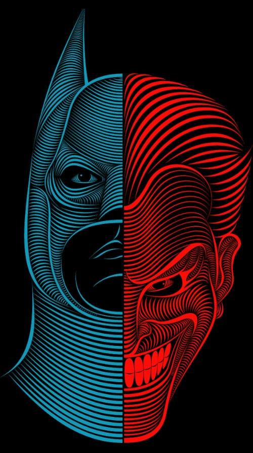 Patrick Seymour é um ilustrador canadense lá de Montreal cujo trabalho é voltado para arte digital, ilustração e criação de personagem. Entre todos seus trabalhos, o que mais me chamou a atenção foram as simples ilustrações em preto e branco que ele cria usando apenas linhas. Dêem uma olhada logo abaixo para ver do que estou falando.