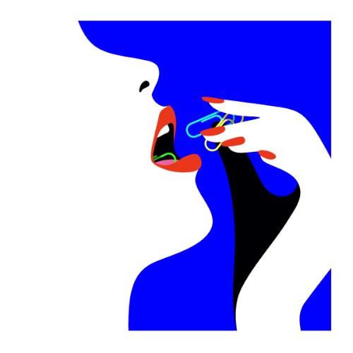 Malika Favre é uma ilustradora francesa residente em Londres. Ela cresceu em Paris e mudou para a Inglaterra para tentar trabalhar com ilustração assim que ela formou na faculdade. Seu estilo visual é minimalista e ela parece sempre tentar reduzir todos os elementos de uma ilustração a apenas o necessário. Dessa forma, ela captura a essência de cada objeto usando apenas algumas linhas e cores.
