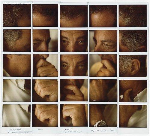 mMaurizio Galimberti é um fotógrafo italiano cujo trabalho consiste de mosaicos abstratos feitos usando muitas fotos Polaroid. Ele cria esses mosaicos abstratos tirando dezenas de fotos e as organizando em um grid. É nessa etapa que você começa a visualizar o que o fotógrafo está tentando fazer. É aqui que você entende as múltiplas dimensões de perspectiva que existem em suas obras.