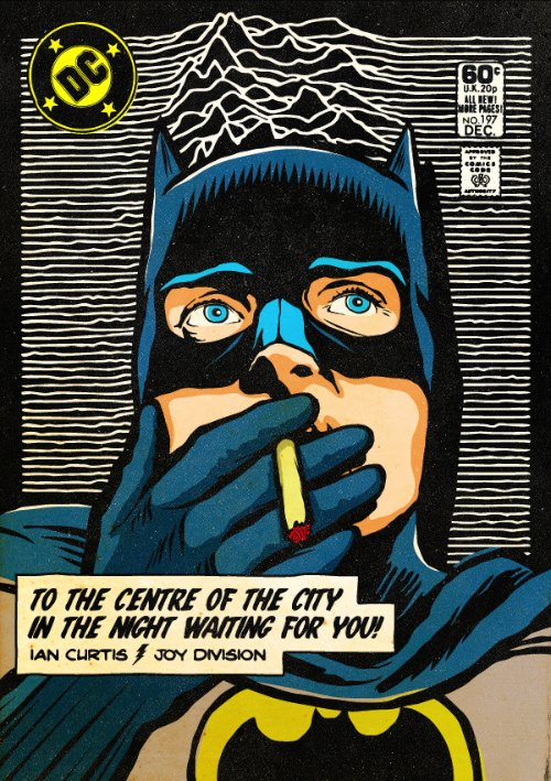 The Post-Punk : New Wave Super Friends by Butcher Billy_02