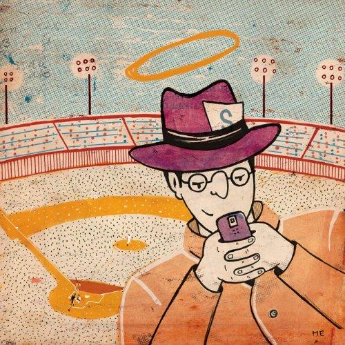 Mike Ellis é um ilustrador sediado em Toronto com um trabalho de ilustração editorial que chama bastante atenção. Como trabalhos para o New York Times, Boston Globe e outros jornais, seus personagens e suas ilustrações conquistaram parte do mundo.