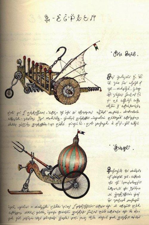 Codex Seraphinianus_07