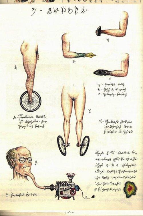 Codex Seraphinianus_10