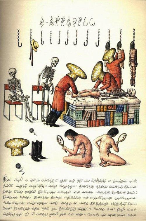 Codex Seraphinianus_14