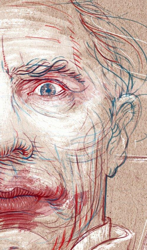 Bartosz Kosowski is an illustrator based in Lodz, Poland where I run my one man illustration studio Blackbird Illustration