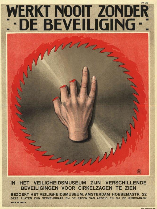 Posters de Segurança da Holanda 02